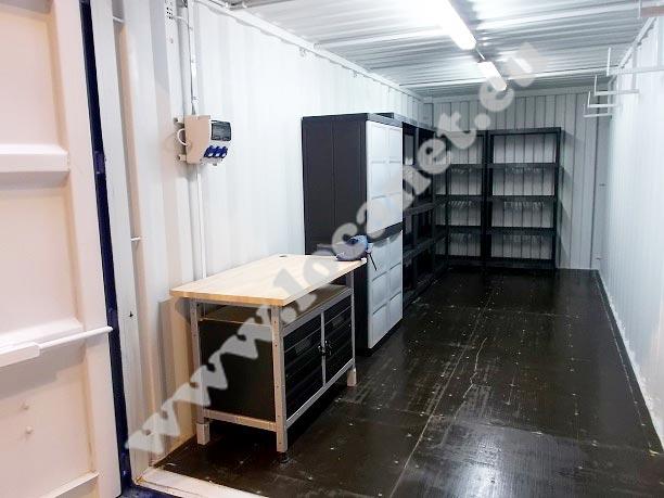 Container maritime ampliroll joy studio design gallery for Amenagement conteneur maritime